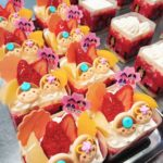 ひな祭りケーキ沢山あります♥
