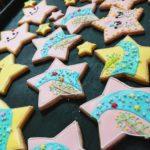 お星さまクッキー